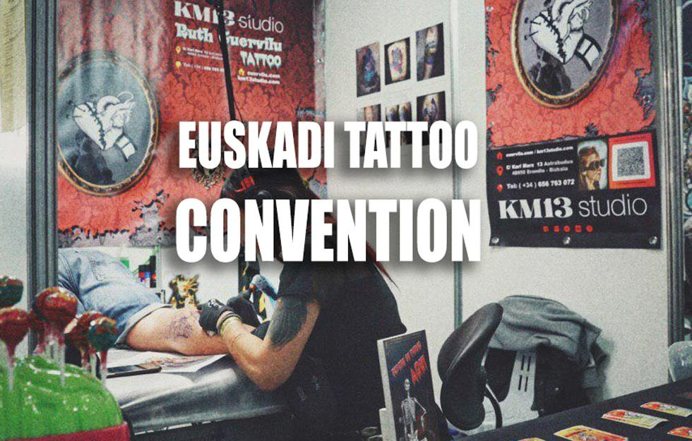 euskadi tattoo convention 2019 , Ruth Cuervilu Tatttoo, KM13 Studio, Estudio de tatuajes en Erandio