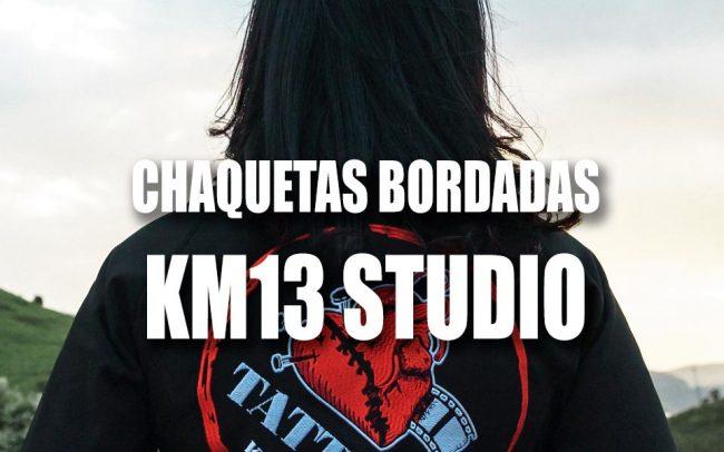 Chaqueta Deportiva Corporativa - Ruth-cuervilu Tattoo - KM13 Studio - Estudio de Tatuajes Astrabudua Erandio Bizkaia